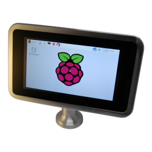 PiggiPi Aluminium Touch Screen Stand
